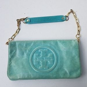 Authentic Tory Burch shoulder bag/ clutch